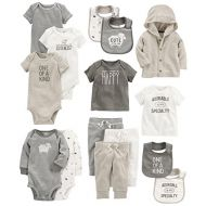 Carter%27s Carters Baby Girls 15-Piece Basic Essentials Set