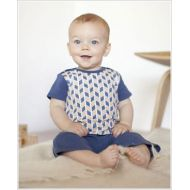 Forgetmenotkids Z: Petunia Pickle Bottom Savile Row Shirt & Pant Set - Stacked Tracks
