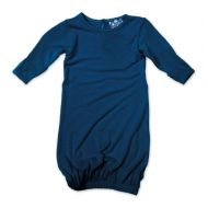 Kickee Pants Baby Boys Layette Gown, Twilight