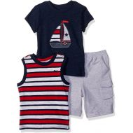 Little+Me Little Me Baby Boys 3 Piece Play Set