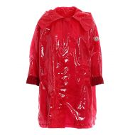 Moncler Astrophy red short coat