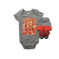 NIKE Baby Boys 3-Piece Layette Set