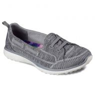 Skechers Microburst Flat Gore Womens Shoes
